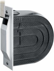 Mini Einlass-Gurtwickler mit Mauerkasten UP/ LA118