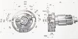 Kegelradgetriebe 2,6:1 für Rolladenwelle SW40, 50 oder 60
